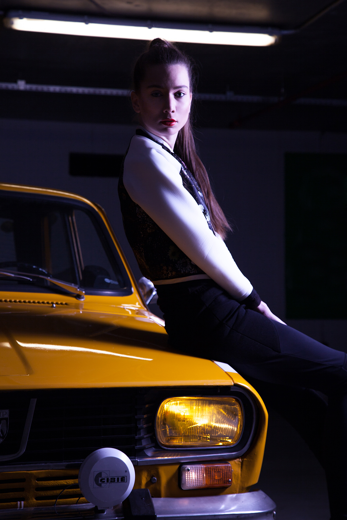 Dacia editorial photography